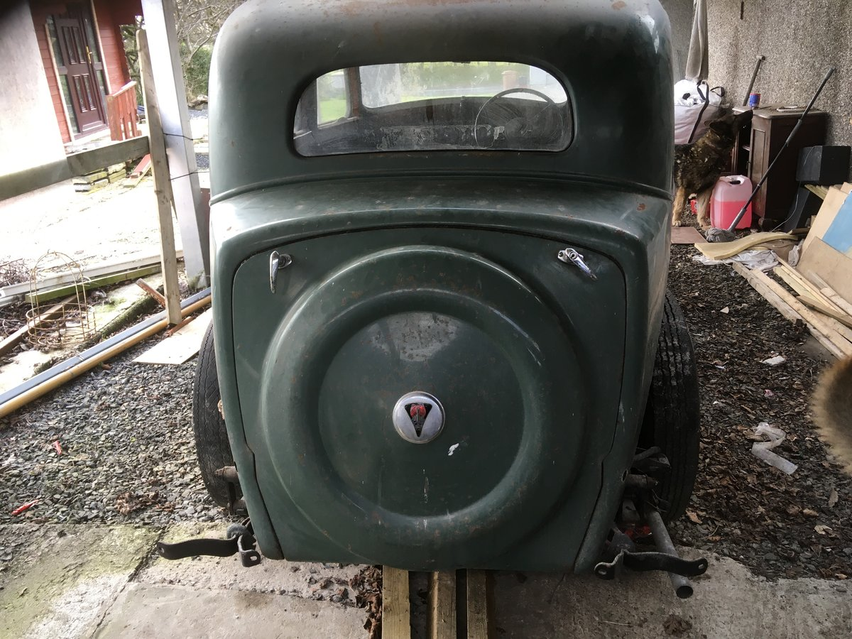 1937 Rover p2 For Sale (picture 4 of 6)