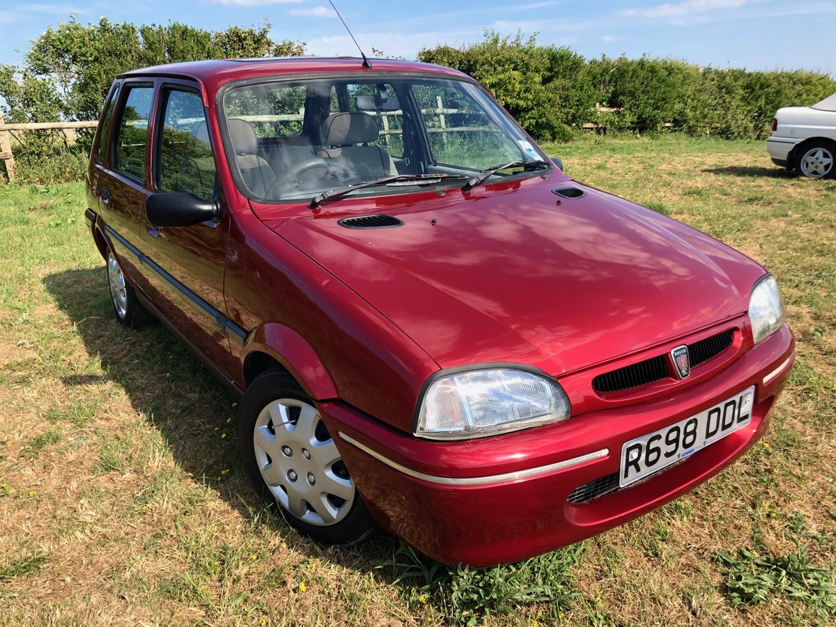 1997 Rover 100 Ascot SE For Sale (picture 1 of 6)