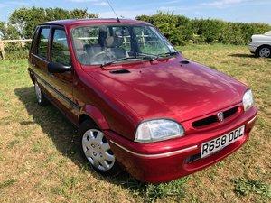 1997  Rover 100 Ascot SE