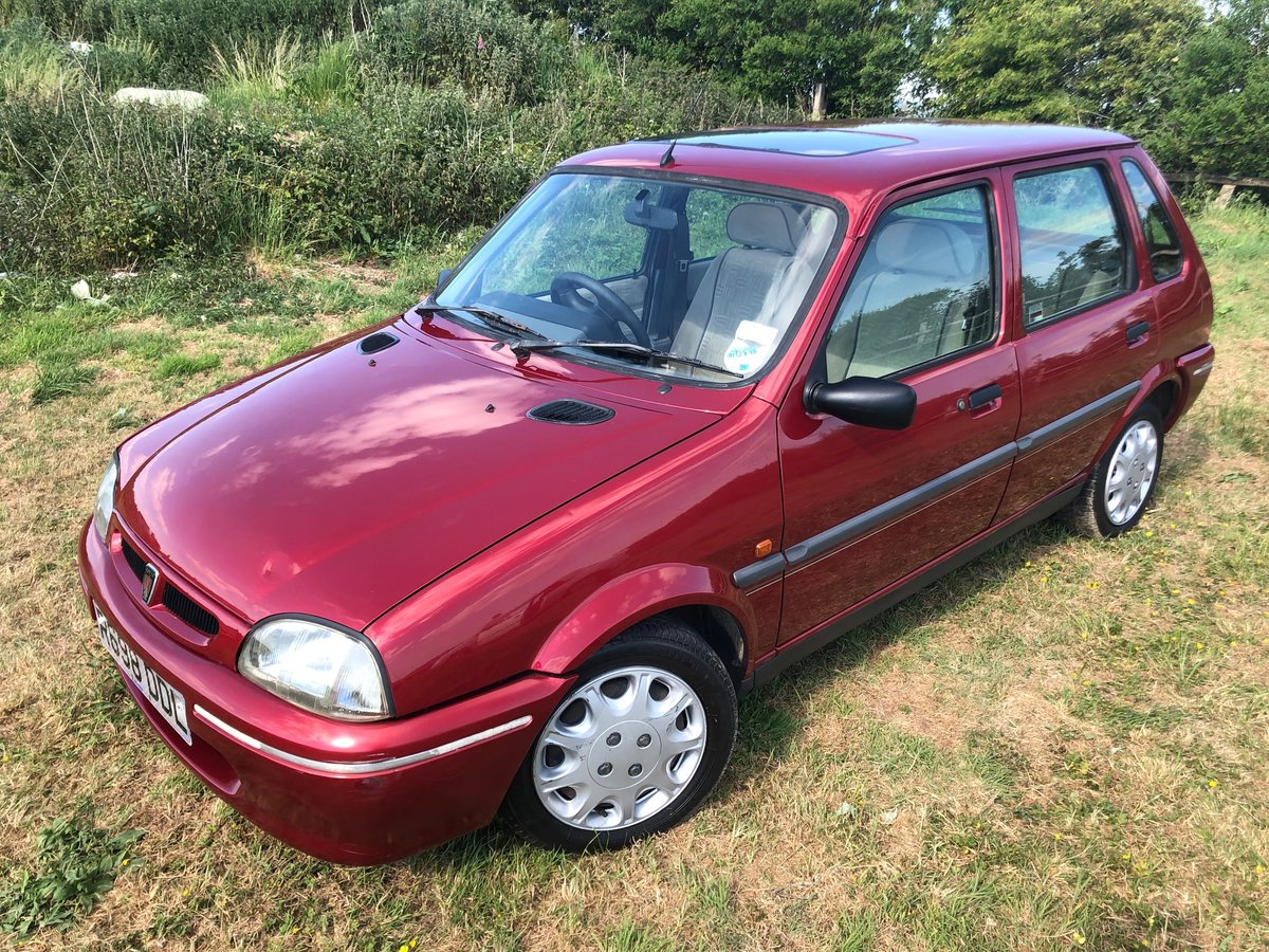 1997 Rover 100 Ascot SE For Sale (picture 2 of 6)
