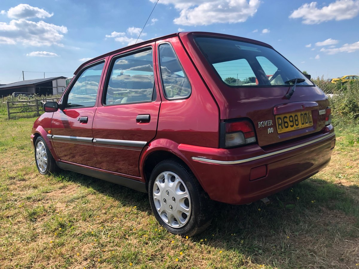 1997 Rover 100 Ascot SE For Sale (picture 4 of 6)