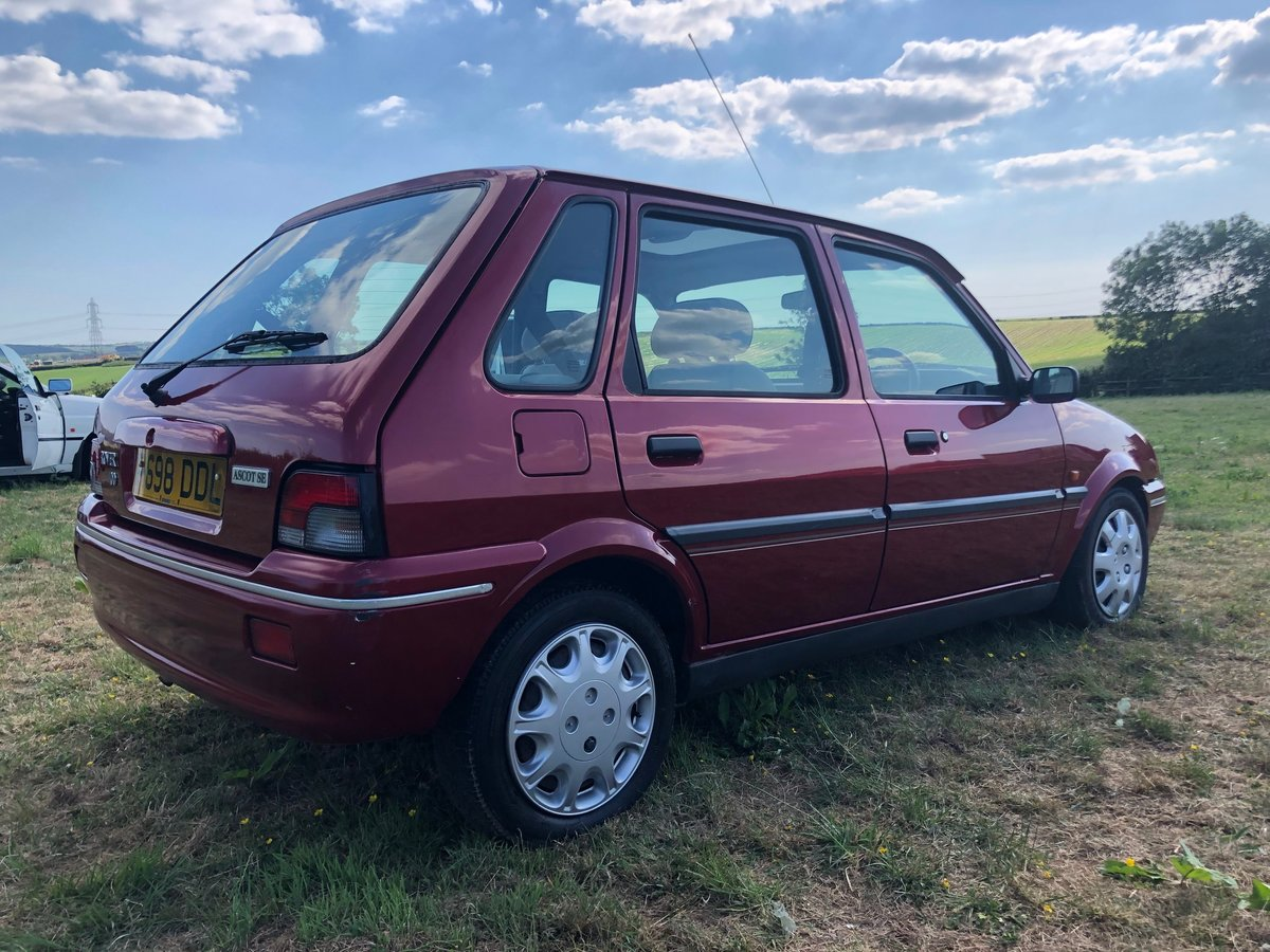 1997 Rover 100 Ascot SE For Sale (picture 5 of 6)