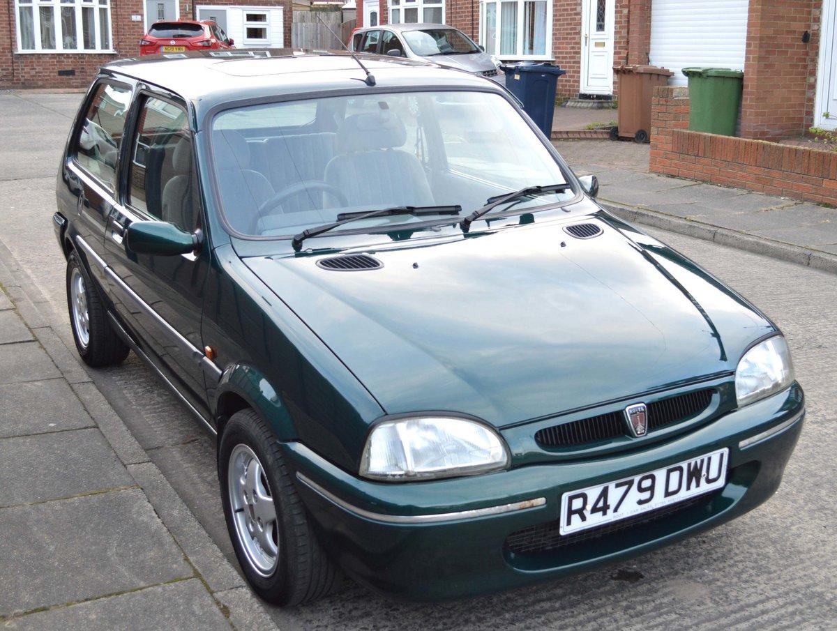 1998 Rover 114SLi Auto SOLD (picture 2 of 6)
