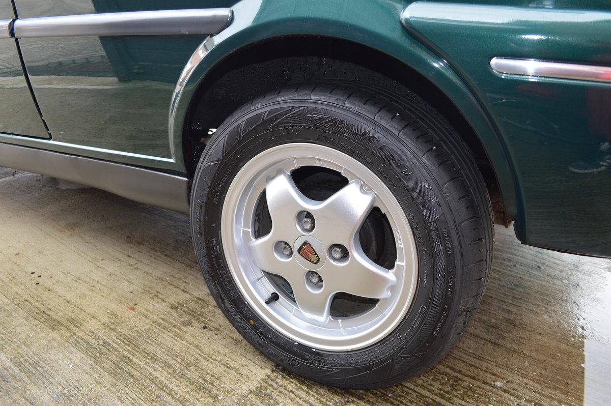1998 Rover 114SLi Auto SOLD (picture 3 of 6)