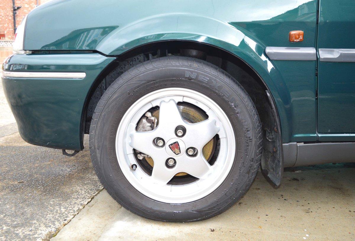 1998 Rover 114SLi Auto SOLD (picture 4 of 6)