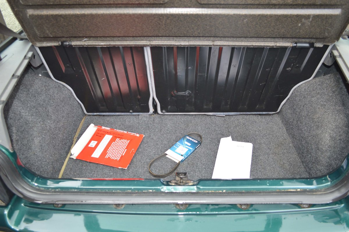 1998 Rover 114SLi Auto SOLD (picture 6 of 6)