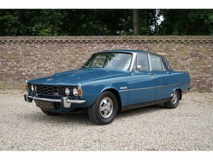 Rover P6 3500 Fully restored, low kilometers
