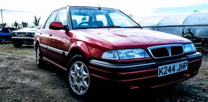 1993 Rover 420GSi Very tidy