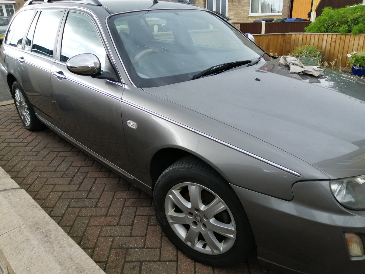 2005 Rover 75 tourer SOLD (picture 2 of 6)