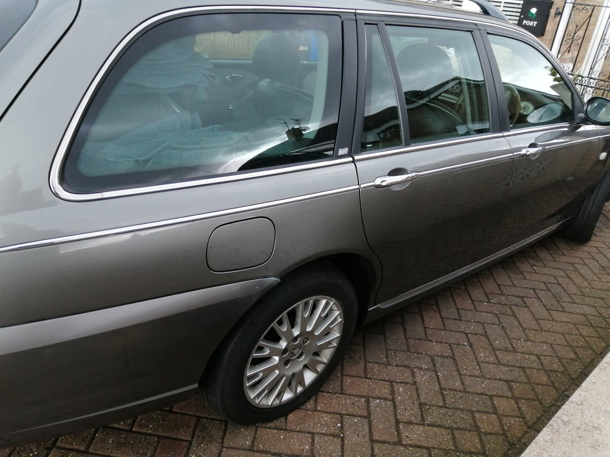 2005 Rover 75 tourer SOLD (picture 1 of 6)