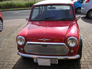 1992 Classic 998 cc mini