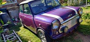 1997 Mini Cooper MPI - Project