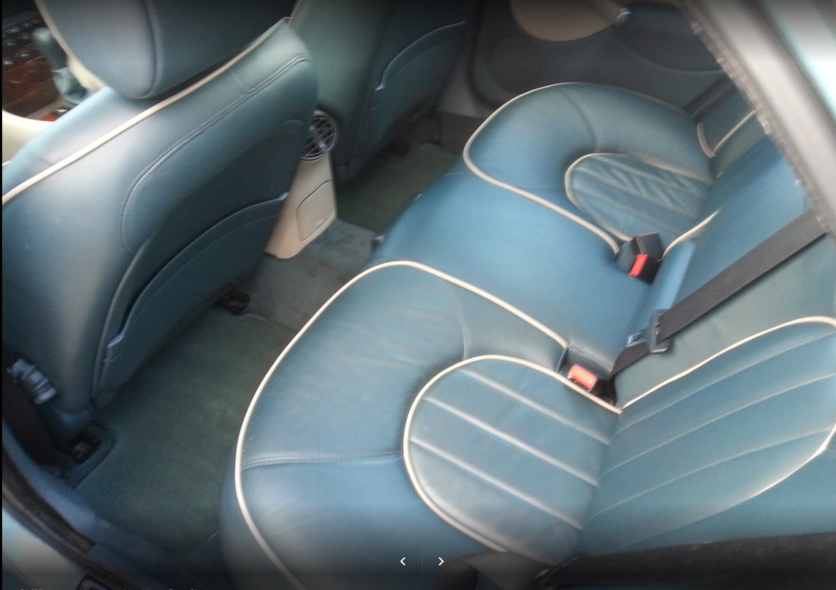 2001 Rover75 connoisseur SE For Sale (picture 4 of 6)