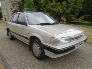 1989 Rover 213 S Automatic, 65K miles, super clean example!!