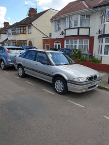 Exceptionally low mileage Rover 220SLi