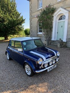 1998 Mini cooper 1275cc one owner