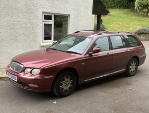 Rover 75 1.8 Turbo