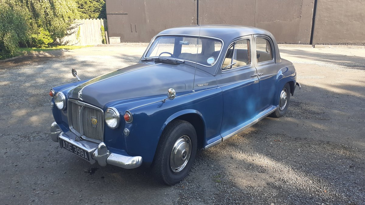 1963 Rover P4 110 For Sale (picture 1 of 6)