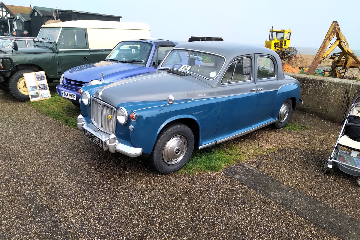 1963 Rover P4 110 For Sale (picture 6 of 6)