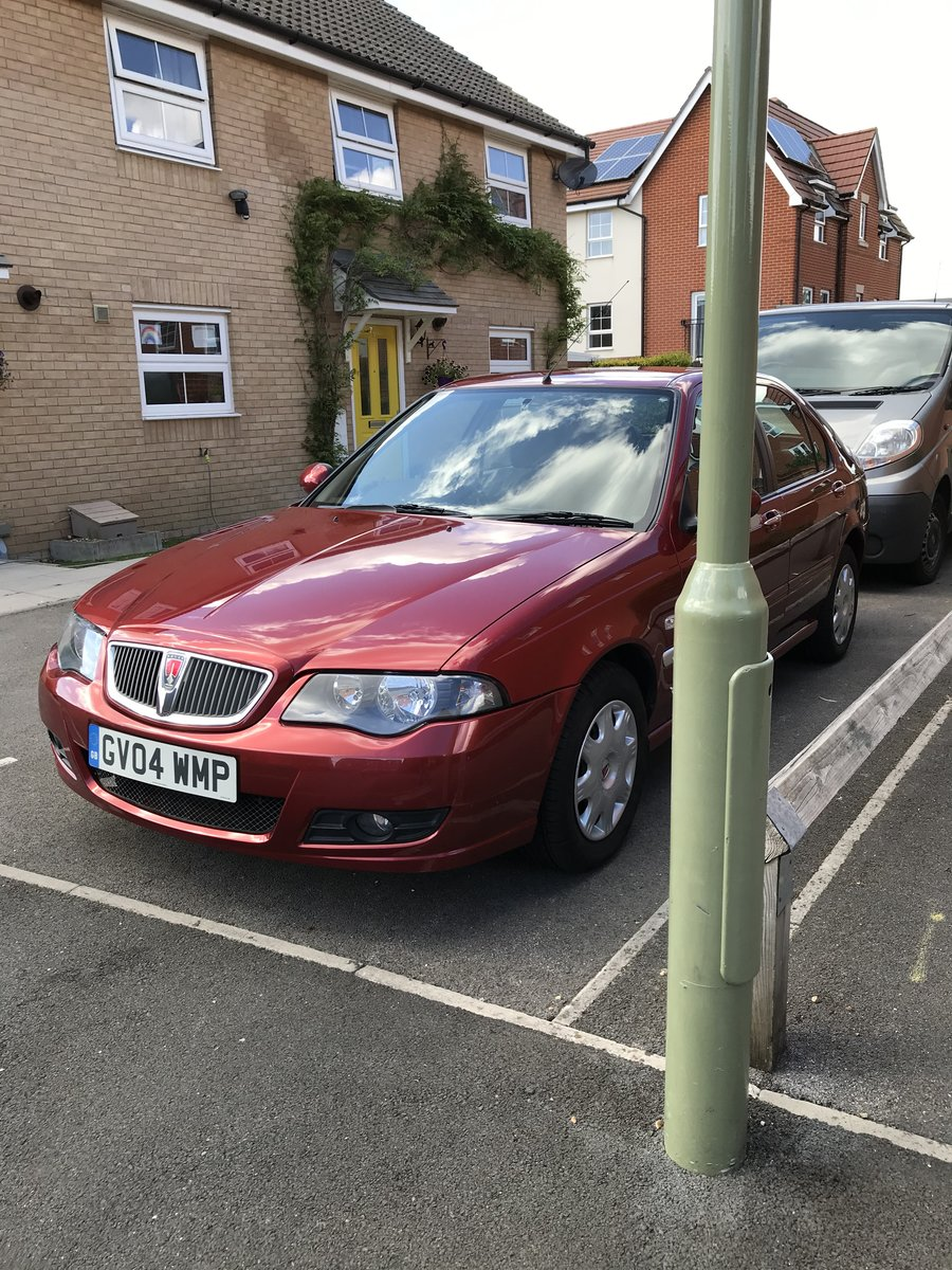2004 Rover 45 club se 39000 miles with service history, SOLD (picture 3 of 6)