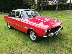 Picture of 1974 excellent Rover P6 3500b