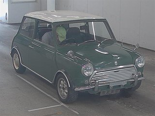 1989 ROVER MINI 1.0 MANUAL TARTAN SIDEWALK * LOW MILES * For Sale