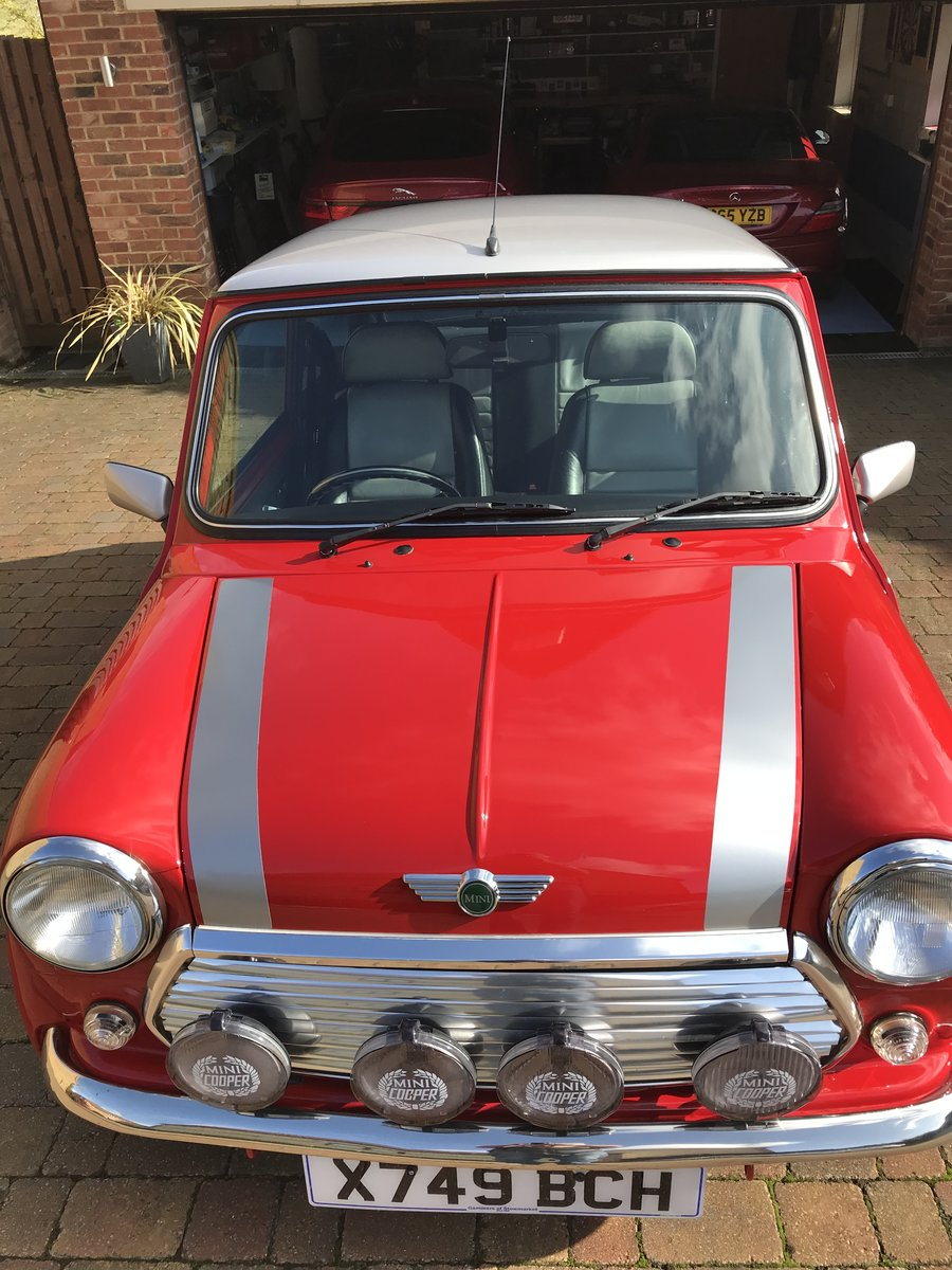 Reduced. Mini Cooper Sport 2000 SOLD (picture 5 of 6)