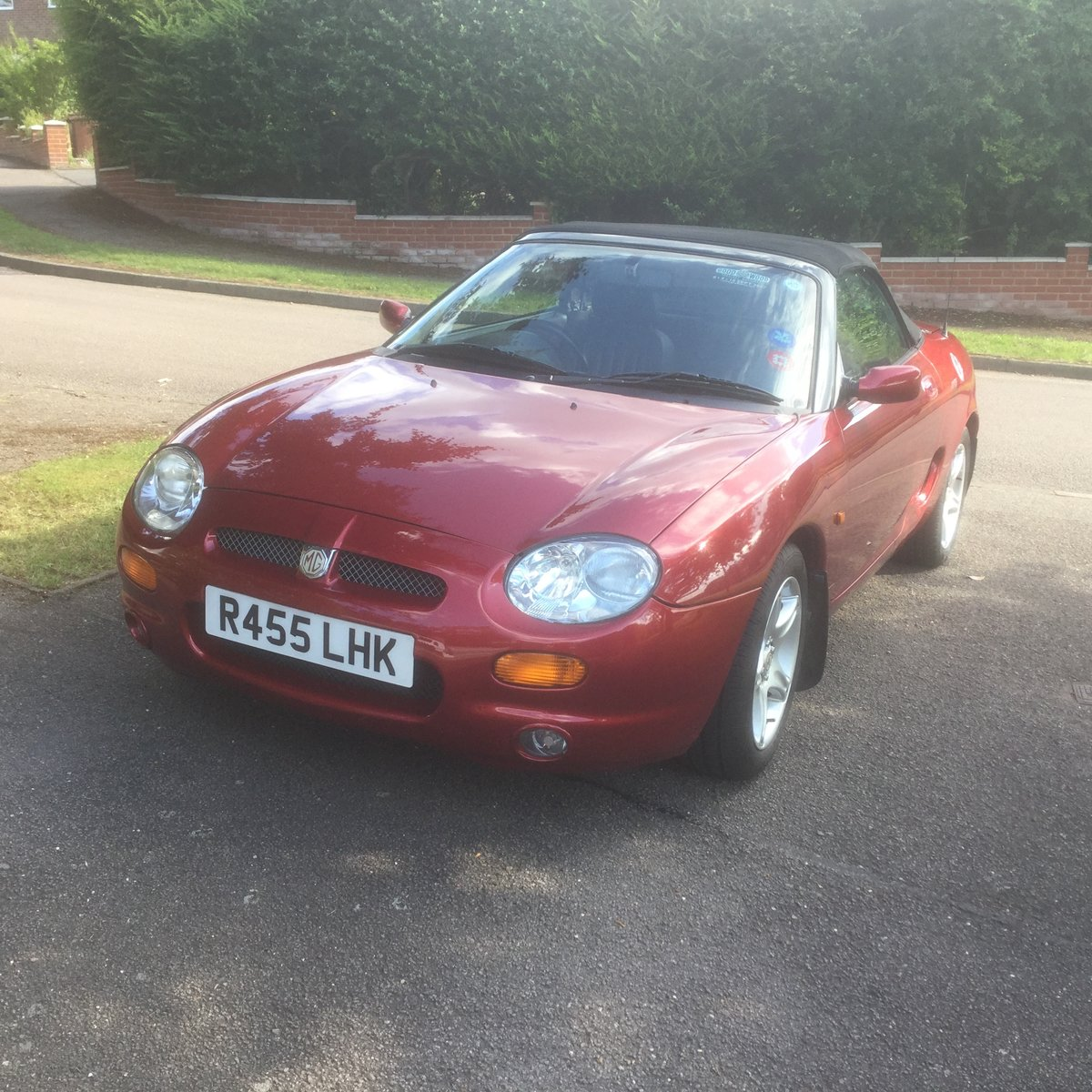 1997 Mg For Sale (picture 1 of 6)