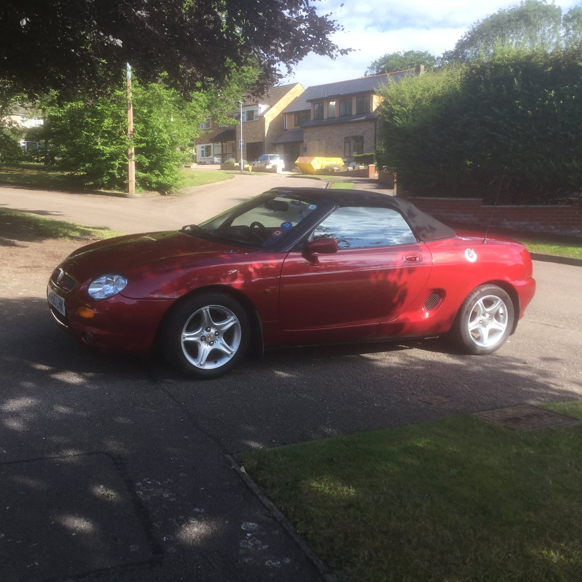 1997 Mg For Sale (picture 2 of 6)