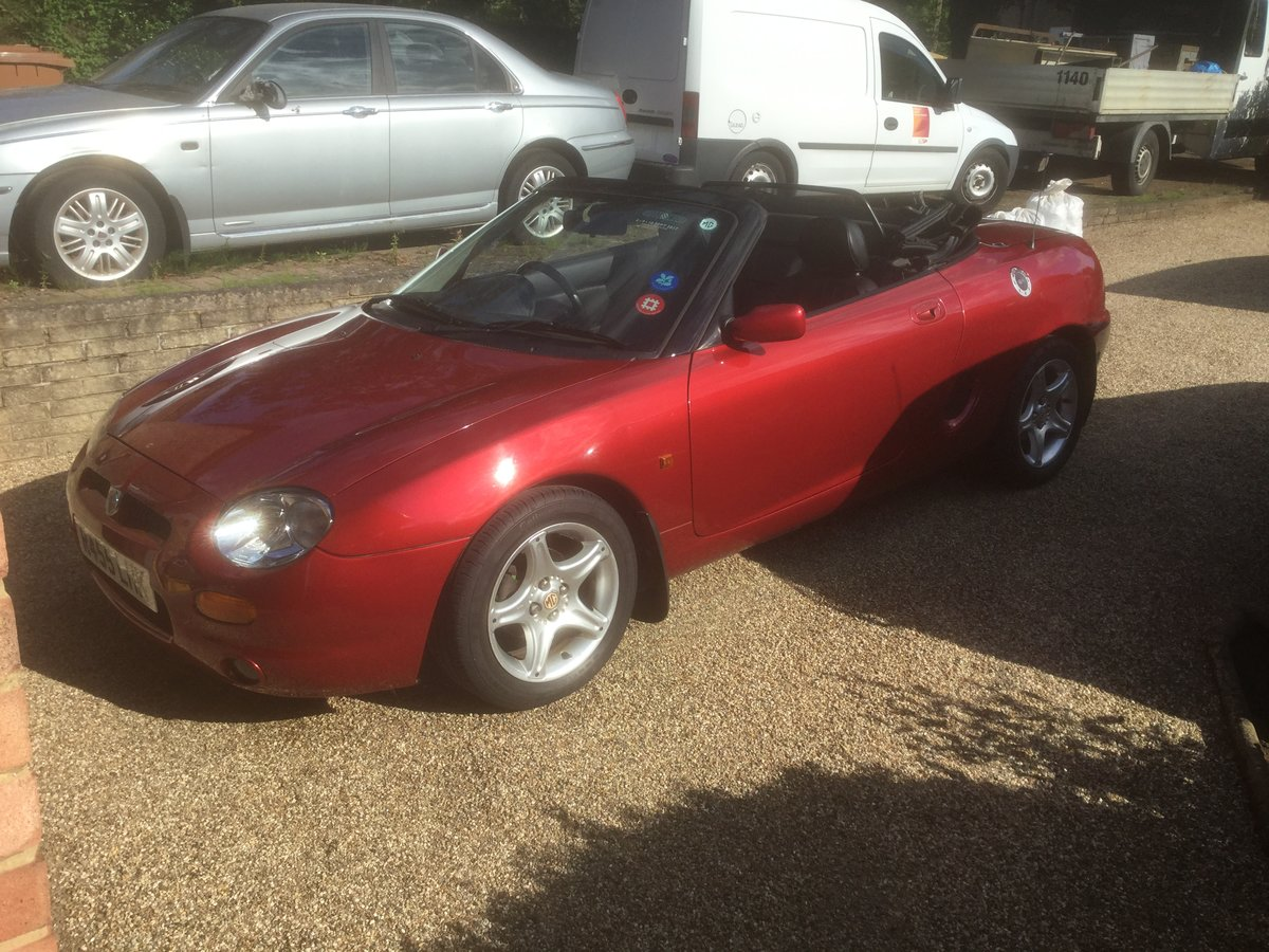 1997 Mg For Sale (picture 3 of 6)