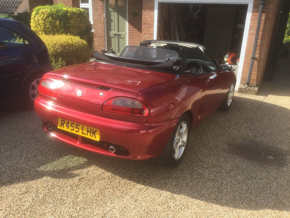 1997 Mg For Sale (picture 6 of 6)