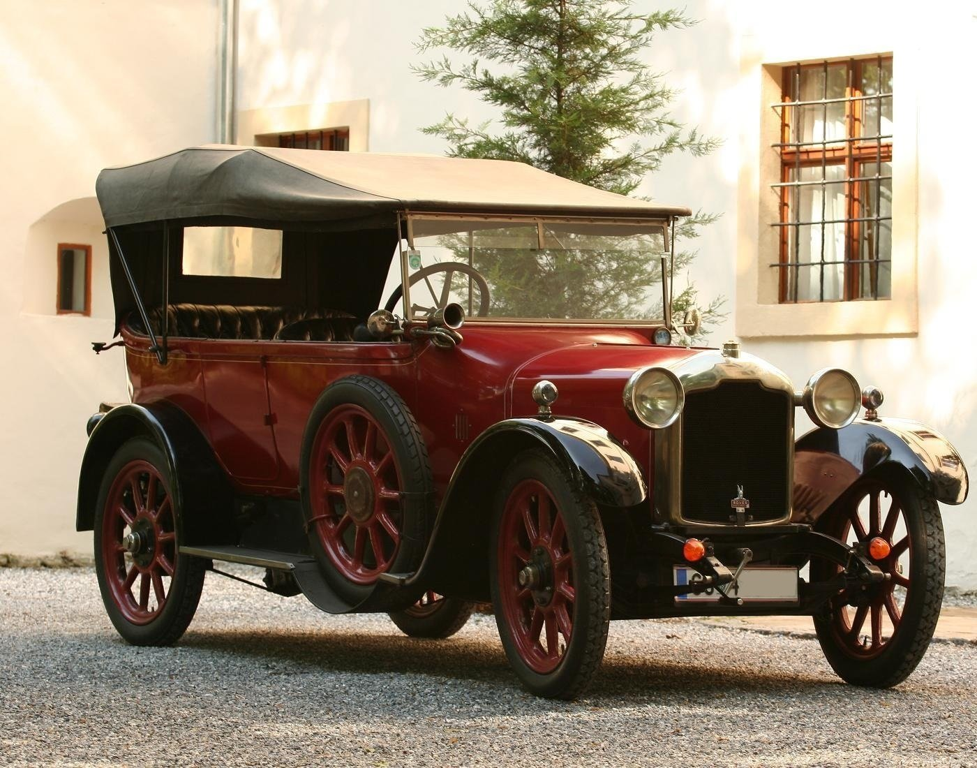 1920 Rover Clegg 12hp Tourer For Sale (picture 1 of 6)