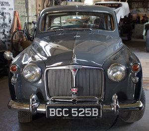 1964 Rover 95 P4