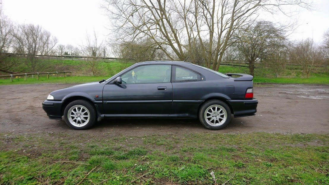 1995 Rover 220 Coupe Tomcat For Sale (picture 2 of 6)