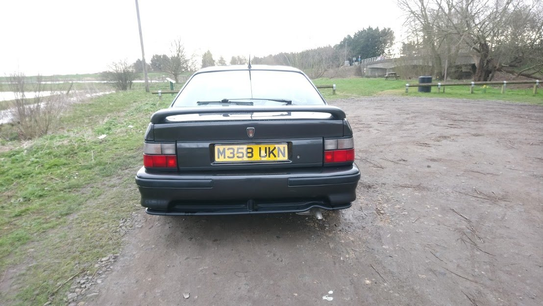 1995 Rover 220 Coupe Tomcat For Sale (picture 3 of 6)