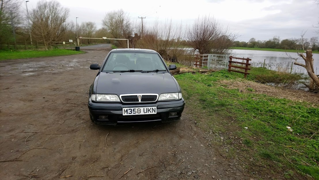 1995 Rover 220 Coupe Tomcat For Sale (picture 4 of 6)