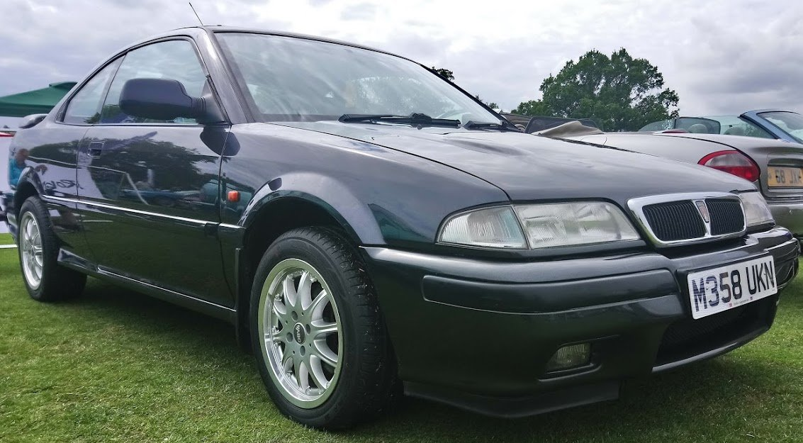 1995 Rover 220 Coupe Tomcat For Sale (picture 5 of 6)