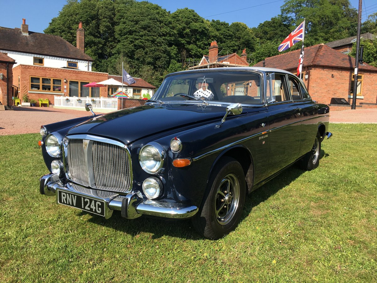 1968 Rover P5B 3.5 Litre Coupe For Sale (picture 1 of 6)