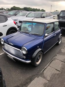 1997 ROVER MINI COOPER 1300 SPI AUTO * ONLY 38000 MILES * For Sale