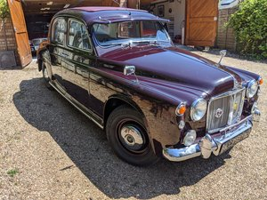 1962 ROVER P4 100.IN ORIGINAL CONDITION. For Sale