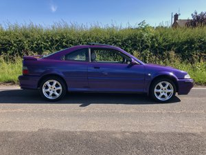1999 Rover Coupe 'tomcat' 218 VVC *Very special*