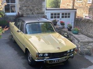 Rover P6 3500 V8 Auto (1972)