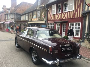 Rover P5B Grand Old Girl!
