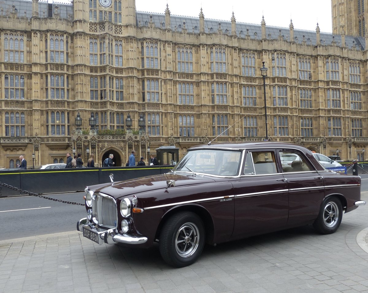 1971 Rover P5B Grand Old Girl! For Sale (picture 2 of 6)