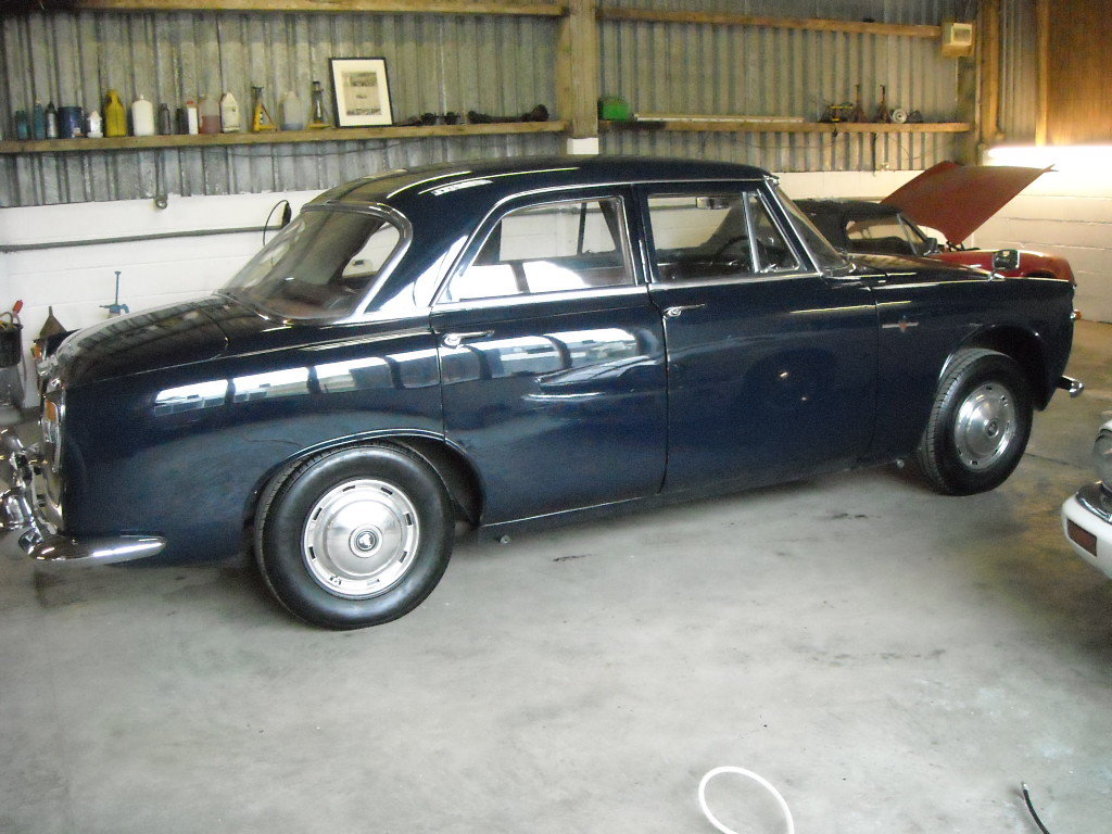1962 ROVER P5 AUTO WITH PAS HONEST OLD CAR For Sale (picture 5 of 6)