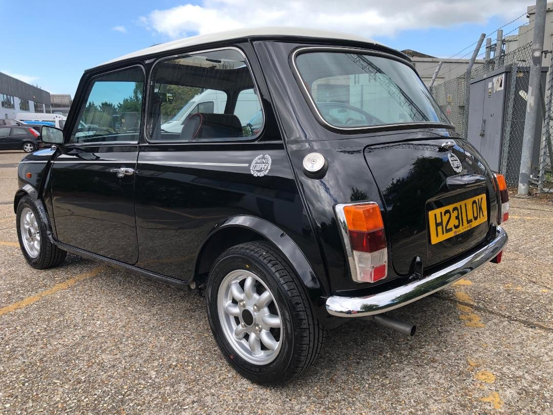 1990 Rover Mini Cooper RSP. 1275cc. Only 5k & 1 Owner.  For Sale (picture 3 of 6)