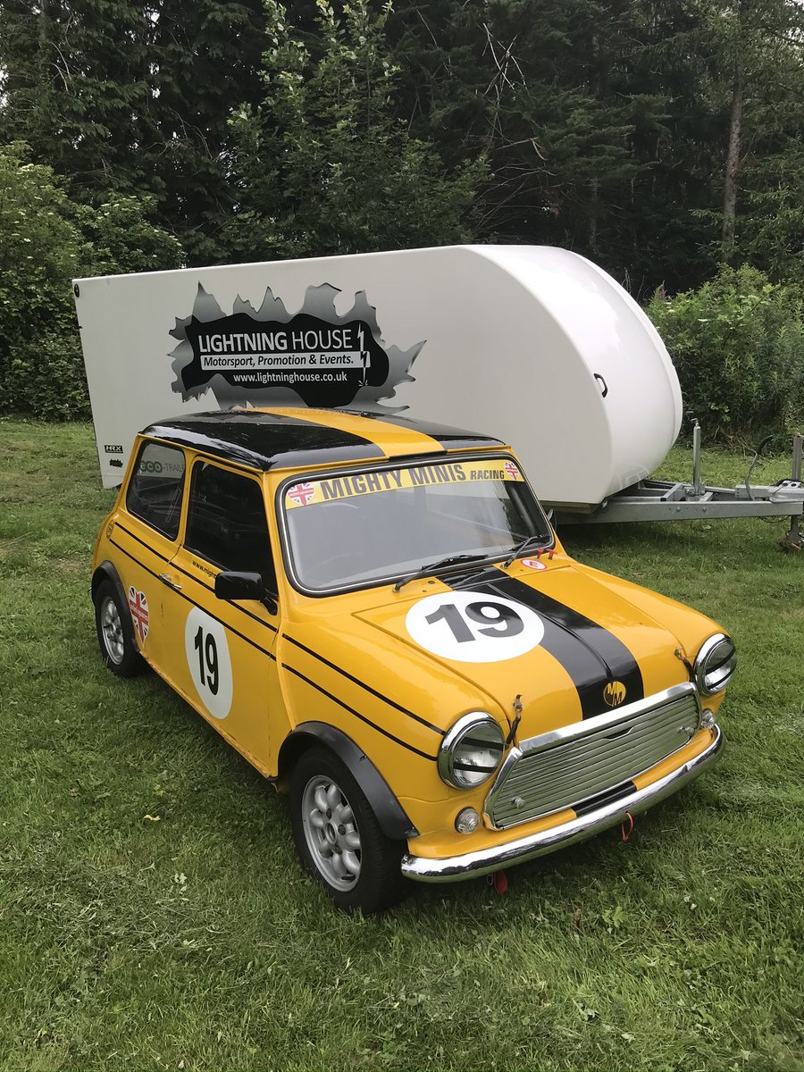 1995 Mighty Mini Race Car  For Sale (picture 1 of 5)