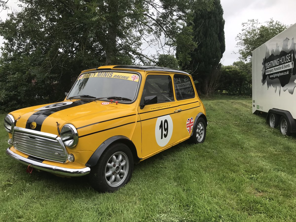 1995 Mighty Mini Race Car  For Sale (picture 2 of 5)
