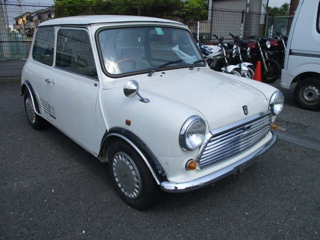 ROVER MINI 1987 MINI 1.0 PARK LANE ONLY 16411 MILES FROM NEW For Sale (picture 2 of 6)