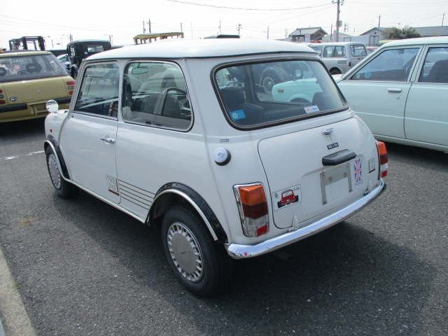ROVER MINI 1987 MINI 1.0 PARK LANE ONLY 16411 MILES FROM NEW For Sale (picture 3 of 6)